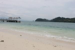 Pantai di Pulau Payar